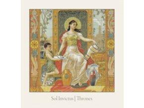 SOL INVICTUS - Thrones (CD)
