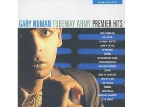GARY NUMAN & TUBEWAY ARMY - Premier Hits (CD)