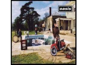 OASIS - Be Here Now (Remastered Edition) (CD)