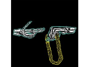 RUN THE JEWELS - Run The Jewels (CD)
