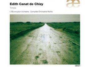 BBC SYM OR/CHIZY/YAMADA - Edith Canat De Chizy - Orchestral Works (CD)