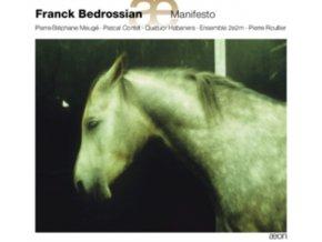 VARIOUS ARTISTS - Franck Bedrossian/Manifesto (CD)