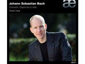 OLIVIER CAVE - Js Bach/Concerti Capriccio (CD)