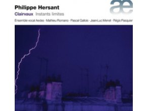 ENSEMBLE VOCAL AEDES - Clairvaux/Instants Limites (CD)