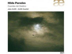 JAKE ARDITTI / ARDITTI QUARTET - Cuerdas Del Destino (CD)
