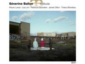 SEVERINE BALLON - Solitude (CD)