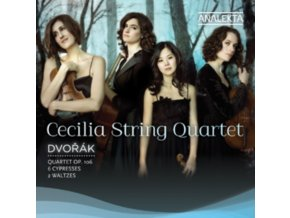 CECILIA STRING QUARTET - String Quartet No 13 In G Major (CD)