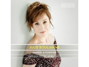 JULIE BOULIANNE - Handel & Porpora/Arias (CD)