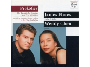 JAMES EHNES & WENDY CHEN - Prokofiev - Violin Sonatas And Five (CD)