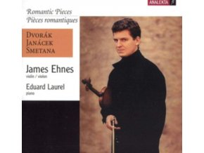 JAMES EHNES - Romantic Pieces (CD)