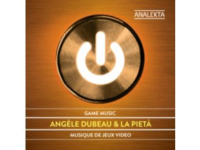 ANGELE DUBEAU & LA PIETA - Game Music (CD)
