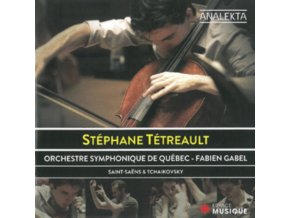TETREAULT / SO DE QUEBEC - Works For Cello & Orchestra (CD)
