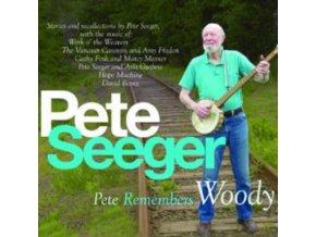 PETE SEEGER - Pete Remembers Woody (CD)