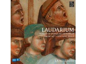LA REVERDIE - Laudarium (CD)