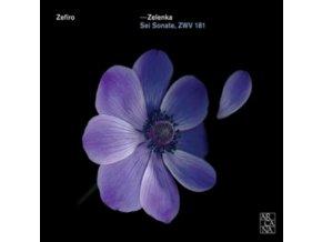 ZEFIRO - Zelenka: Sei Sonate. Zwv 181 (CD)