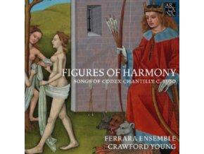 FERRARA ENSEMBLE / CRAWFORD YOUNG - Figures Of Harmony (CD)