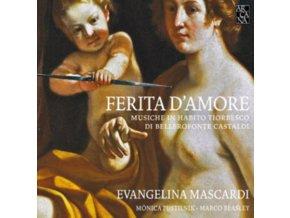 MASCARDI/PUSTILNIK/BEASLEY - Castaldi/Ferite DAmore (CD)
