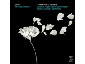 ZEFIRO / ALFREDO BERNARDINI - Harmonie & Turcherie (CD)