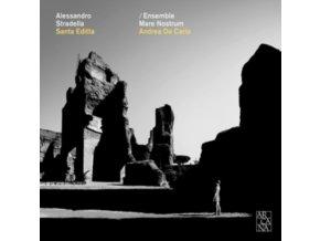 ENSEMBLE MARE NOSTRUM / ANDREA DE CARLO - Stradella: Santa Editta (CD)