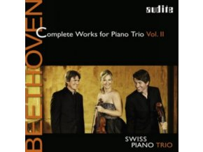 SWISS PIANO TRIO - Beethoven/Complete Piano Trio - Vol 2 (CD)