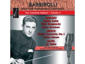 MILSTEIN / GOODMAN / NEW YORK PO - Columbia Masters Vol 3 (CD)