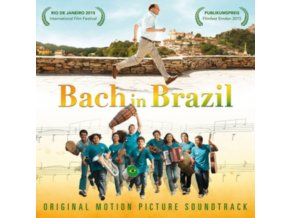 VARIOUS ARTISTS - Bach In Brazil (CD)