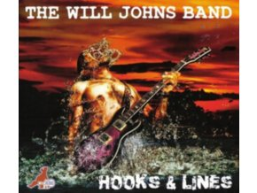 WILL JOHNS BAND - Hooks & Lines (CD)