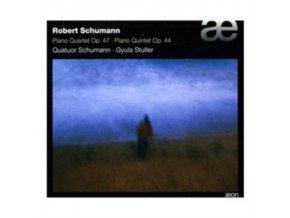 STULLER / QUATUOR SCHUMANN - Schumann/Piano Quartet Op 47 (CD)