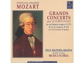 PAUL BADURA-SKODA / MUSICA FLOREA - Mozart/Piano Concertos No 9 And 12 (CD)