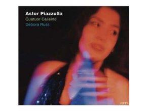 ASTOR PIAZZOLLA - Quatuor Caliente Debora Russ (CD)