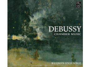 KUIJKEN ENSEMBLE - Debussy: Chamber Music (CD)