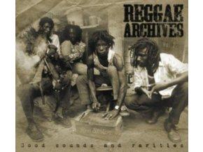 VARIOUS ARTISTS - Reggae Archives Vol.2 (CD)