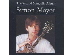 SIMON MAYOR - Second Mandolin Album  (CD)