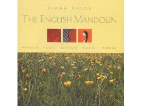 SIMON MAYOR - English Mandolin (CD)