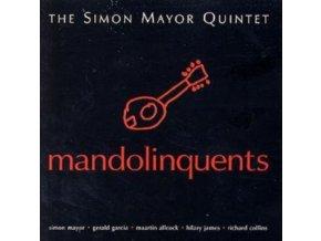 VARIOUS ARTISTS - Mandolinquents (CD)