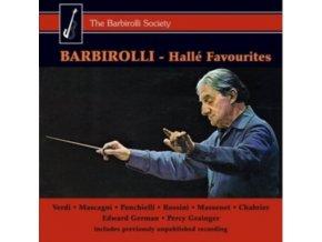 JOHN BARBIROLLI - Verdi / Mascagni - Halle Fav (CD)