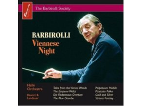 JOHN BARBIROLLI / HALLE ORCHEST - Viennese Night Vol.1 (CD)