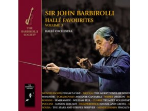 JOHN BARBIROLLI / HALLE ORCHES - Halle Favourites Vol 3 (CD)