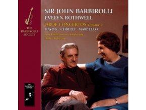 HALLE OR/BARBIROLLI/ROTHWELL - Oboe Concertos Vol.2 (CD)