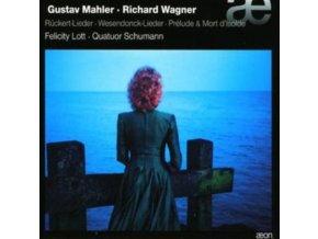 FELICITY LOTT - Mahler / Wagner: Ruckert-Lieder / Wesendon (CD)