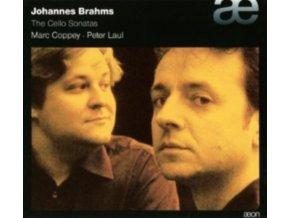 MARC COPPEY - Brahms: Cello Sonatas (CD)