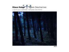 ALEXIS DESCHARMES - Klaus Huber: LOeuvre Pour Violoncelle (CD)