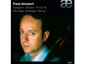 MARC COPPEY & GRINGOLTS & LAU - Schubert: Arpeggione (CD)