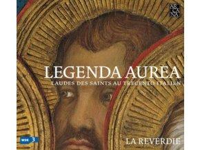 LA REVERDIE - Legenda Aurea (CD)