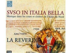 LA REVERDIE - Suso In Italia Bella (CD)