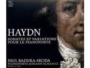 PAUL BADURA-SKODA - Haydn: Sonates Et Variations Pour Piano (CD)