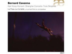 ORCHESTRE NATIONAL DE LILLE / ENSEMBLE 2E2M - Bernard Cavanna: Karl Koop Konzert & Other Works (Cd & Dvd Documentary) (CD + DVD)
