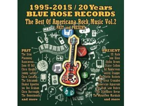 VARIOUS ARTISTS - 20 Years Blue Rose Records-Past & Present Vol 2 (CD)