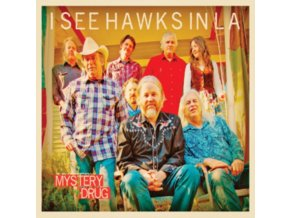I SEE HAWKS IN L.A. - Mystery Drug (CD)