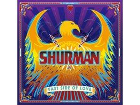 SHURMAN - East Side Of Love (CD)